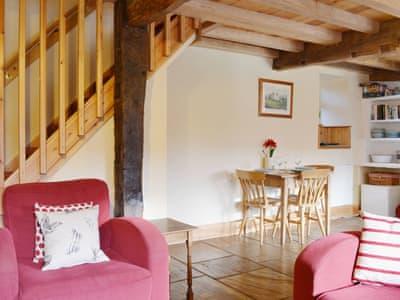 Open plan living/dining room/kitchen | Cringley Cottage, Askrigg, nr. Leyburn