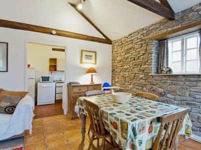 Dining Area | Werngochlyn Farm - Dairy, Llantilio Pertholey, nr. Abergavenny