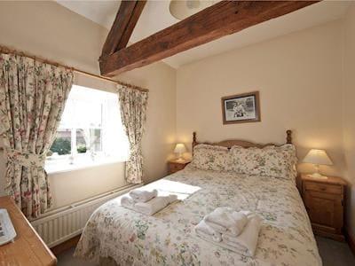 Double bedroom | Beech Farm - Bracken Brow, Wrelton, Pickering