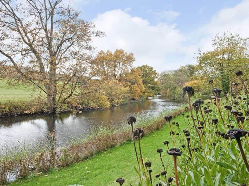 Garden | Weir Cottage, Dunsford, nr. Exeter