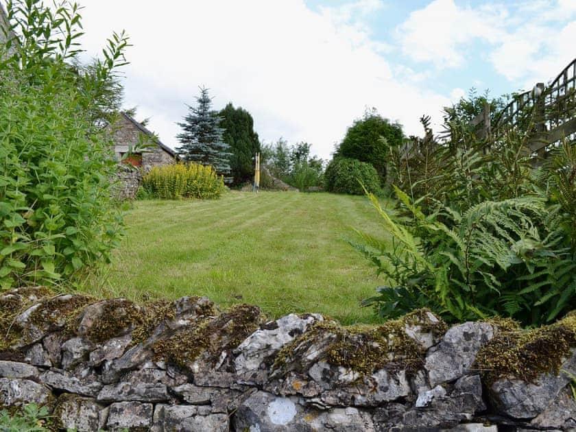 Garden   Redmayne Cottage, Orton
