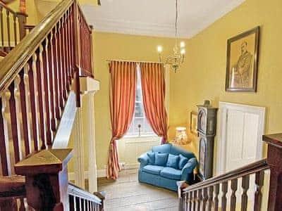 Hallway | Lochside Stable House, Yetholm, nr. Kelso