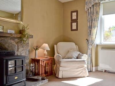 Living room   Sunnyside, Kirkmichael, nr. Pitlochry