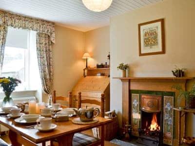 Dining Area   Sunnyside, Kirkmichael, nr. Pitlochry
