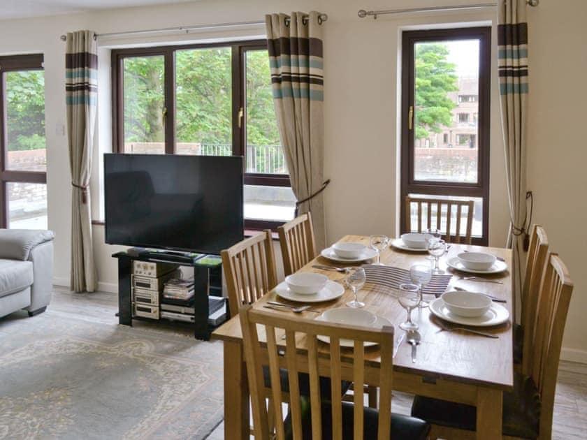 Stylish dining area | Villa Forty, Cromer