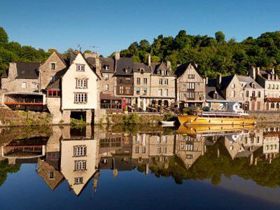 Des Cottages de la Rivière - Vue de la rivière