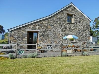 Exterior   Pentre Bach - Tŷ Pêl Droed (Football House), Blaenpennal, Aberystwyth
