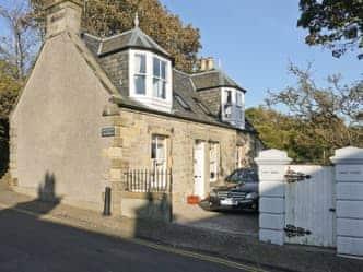 Cardy Cottage, Lower Largo, Fife