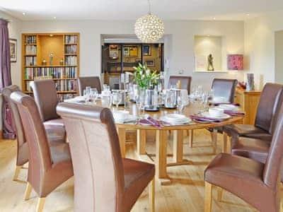 Dining room | Hill Top Farm, Askrigg near Hawes