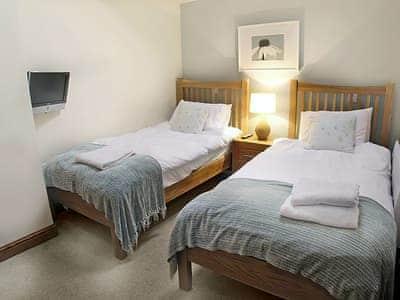 Twin bedroom | Bull Barn, Kirkby Malham near Malham