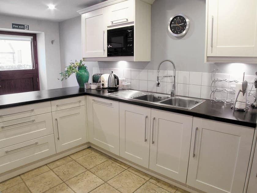 Kitchen | Bull Barn, Kirkby Malham near Malham
