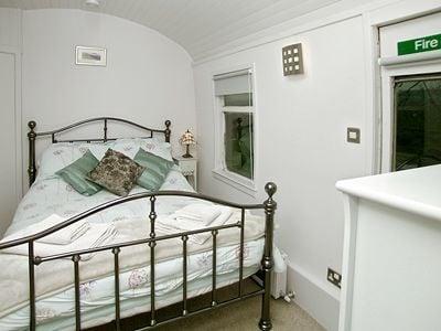 Double bedroom | The Carriage, Bridge of Dee, nr. Castle Douglas