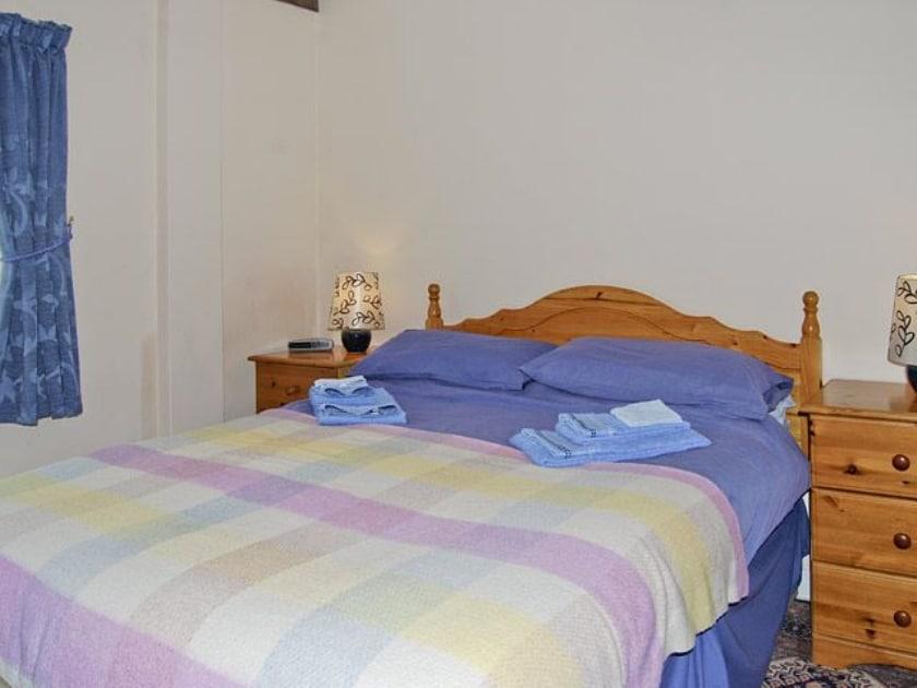 Double bedroom   Barn End, Marrick near Richmond