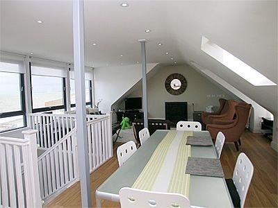 Open plan living/dining room/kitchen | Killantrae Burn Cottages - Killantrae Burn B, Port William