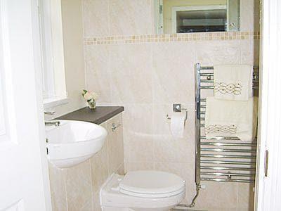 Bathroom | Parcllwyd Cottage, Cilgerran, nr. Cardigan