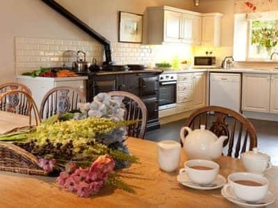 Kitchen/diner   Warren Farmhouse, Kildale, nr. Whitby