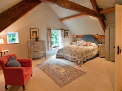 Double bedroom   Warren Farmhouse, Kildale, nr. Whitby