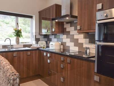 Open plan living/dining room/kitchen   Bwlch Y Person Barns - Beudy, Dihewyd, nr. Aberaeron