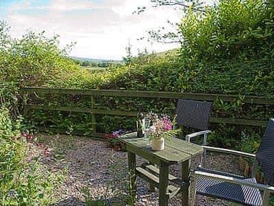 Garden | The Hayloft, Broughton Mills, nr. Coniston