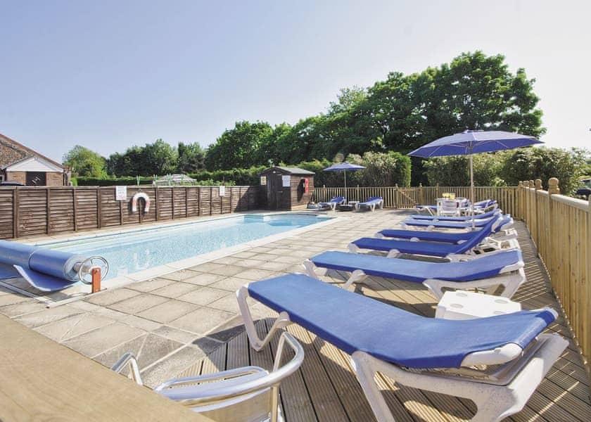 Swimming pool | Gable Barn, Runcton Holme