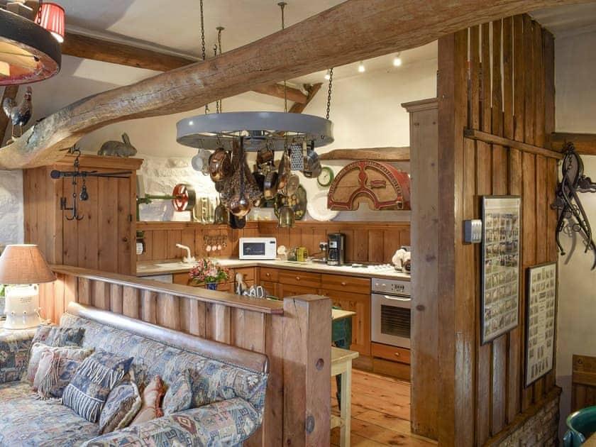 Beautiful heritage décor | Red House Farm Cottages - The Old Sheaf Store - Red House Farm Cottages, Glaisdale, near Whitby