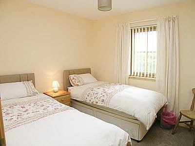 Twin bedroom | Craigowrie View, Boat of Garten, nr. Aviemore