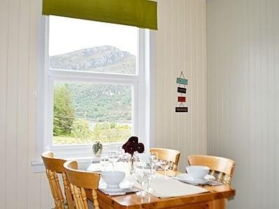 Dining room | Ach na Ben, Sallachy, nr. Dornie
