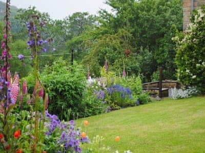 Garden   Forge Valley Cottage, East Ayton, nr. Scarborough