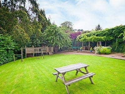 Garden   Nethway Farm, Kingswear
