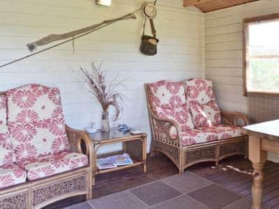 Summer house interior | Rockville Farm - The Milking Parlour, Bempton, nr. Flamborough