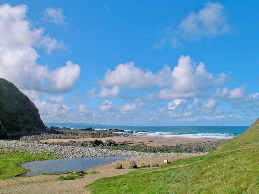 Duckpool beach | Bude, Cornwall