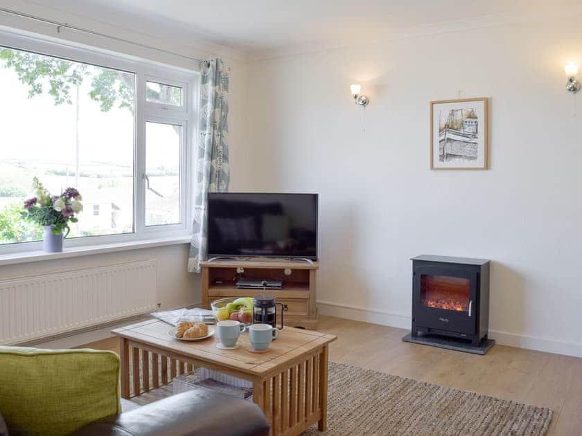 Spacious living room | Tawelwch, St Dogmaels