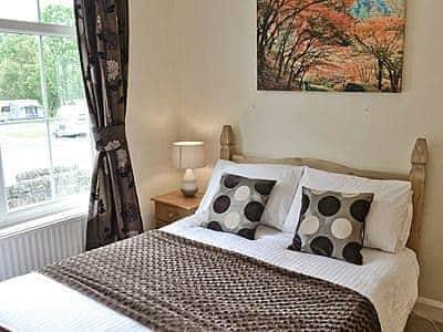 Double bedroom   Flat 6, Meathop, nr. Grange-over-Sands