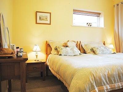 Twin bedroom | Horcum View, Lockton, nr. Pickering