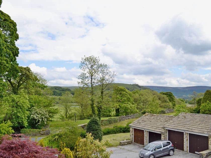 View | Pipit Cottage, Burnsall near Grassington