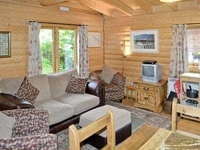 Open plan living/dining room/kitchen | Sitting in Clover, Killiecrankie, nr. Pitlochry
