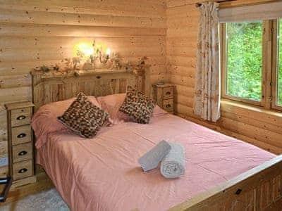 Double bedroom   Sitting in Clover, Killiecrankie, nr. Pitlochry