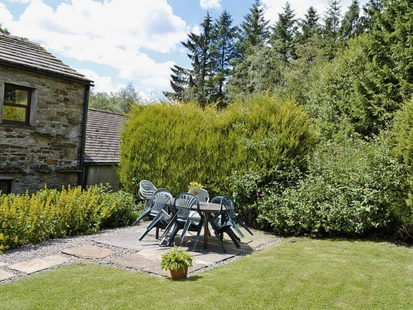 Garden | Fossdale House, Simonstone near Hawes