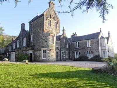 Ardbrecknish house | Ardbrecknish House - Harness Room, South Lochaweside