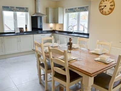 Kitchen/diner | Salar's Rest, Alnmouth