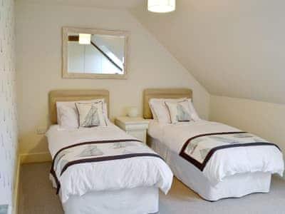 Twin bedroom | Salar's Rest, Alnmouth