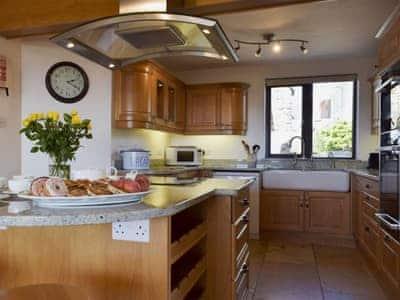 Kitchen | Plas Hyfryd, Solva, nr. Haverfordwest