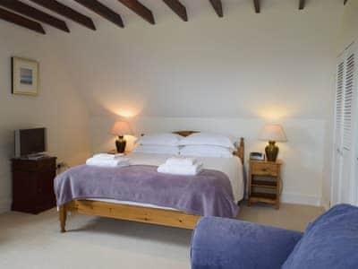 Double bedroom | Plas Hyfryd, Solva, nr. Haverfordwest
