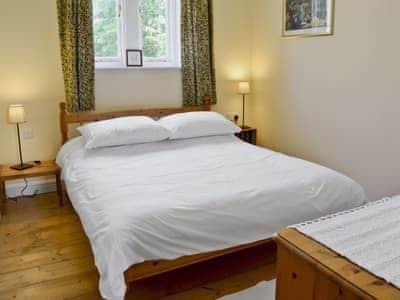 Double bedroom | Barton School House, Pooley Bridge, Ullswater