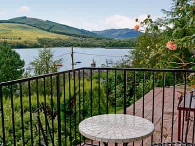 View | Lochside View, Lochearnhead