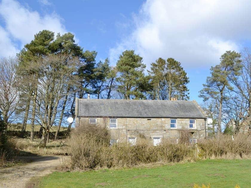 Attractive rural holiday location | Oak Cottage - Whitelee Farm, Bryness, near Otterburn