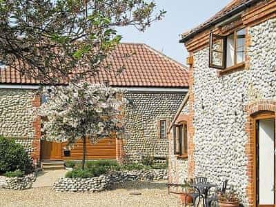 Exterior | Church Farm Cottages - Hay Loft, Lower Gresham