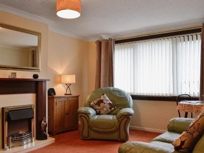 Living room | Laroch Cottage, Ballachulish, nr. Fort William