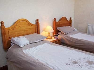 Twin bedroom | The Granary, Moorsholm, nr. Guisborough