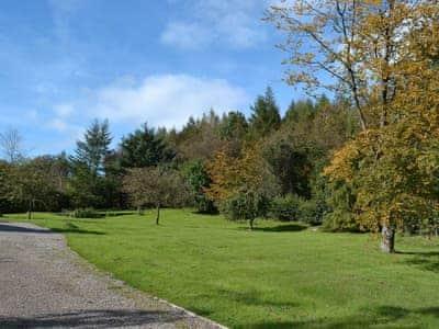 Garden | Pen Y Braich, Llwydiarth, nr. Welshpool
